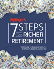 Kiplinger's 7 Steps to a Richer Retirement